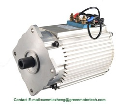 96V 10kw high torque speed electric motor for fast boat