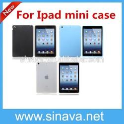 High Quality Classic Retro Fashion silicone case Stand Smart Cover Protective Book Case For iPad Mini