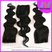 free tangle no shedding virgin hair silk top closure lace frontal