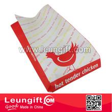 Hot tender chicken Packing bag Microwaveable food bag