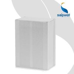 SAIP/SAIPWELL 48*148*130 Hot Sale New Waterproof Box Electronic High Quality Extruded Custom Aluminum Box