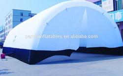 Happy wedding inflatable wedding stretch tents/Best PVC material inflatable wedding tent hot sale