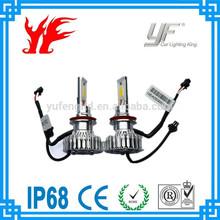super bright wholesale price 25W 40W H4 H7 H11 9005 9006 car led headlight