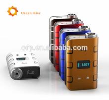 2014 Newest design!! Original kamy god 180 high watt 180w run on Sony VTC5/VTC4 battery Sony 18650 2000mAh (high Power cell 30A)