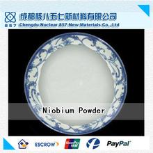 niobium powder metal