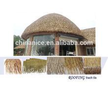 la prueba del tiempo de alta calidad de láminas de áfrica palapa paraguas de paja