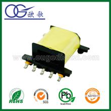 EFD20 SMD dry transformer,horizontal,pin5+5