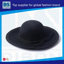 Dison 2014 de fiesta de carnaval de espuma de lana sombreros de ala ancha hombre divertido sombreros de fiesta con material verde/precio al por mayor