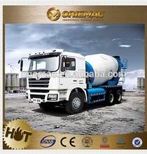 hot sale 8 cubic meter 260hp FOTON ROWOR 6x4 concrete mixer truck, cement silo trailer