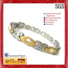 New trendy retro style blue lucky star bracelet
