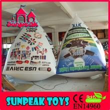 BL-114 Sunpeak Hot Sell Promotion Park Inflatable Balloon Modeling