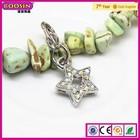 Wholesale All Kinds Star Charm, Metal Seafish Star Charm, Crystal Star Charm Accessories #13807