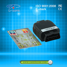 gps wifi with gsm module track OBDII TCP car tracker, vehicle tracking system manufacturer V20 series