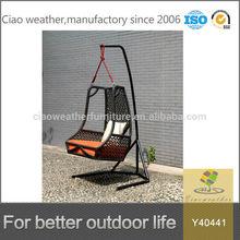 2014 Garden outdoor furniture indoor rattan swing chair