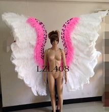 Carnival Feather Backpieces And Angel Wings LZL408