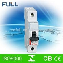 China sells well 1P 2P 3P circuit breaker