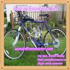 Bicicleta de motor certificado de motor de motocicleta / ce 2 tiempos alimentado