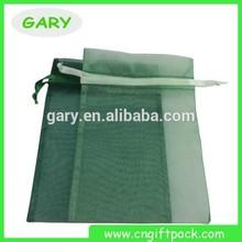 Customize Sheer Drawstring Organza Mesh Bags