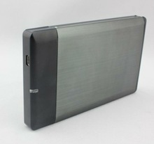Stylish and lighted gives best solution for mobile user 2.5inch hdd enclosure