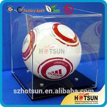 acrylic football display case for NBA