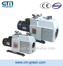 Two stage VP Portable dry rotary vane vacuum pump