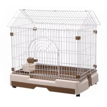 high quality portable foldable metal wire pet cage