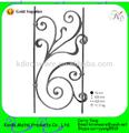 In ferro battuto ornamenti in cemento/colonnine per balcone, recinzioni, ringhiere