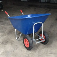140L big wheelbarrow