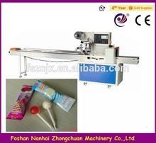HFFS Lollipop Candy High Speed Flow Pack Packaging Machine