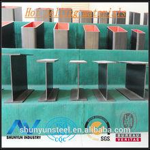 H Bar Profile W America Q235 Material Jis Standard H beam