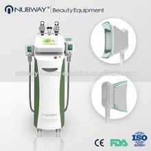 2015 criolipolisis lipo cryo fat freeze machine 5 handles ultrasonic cryolipolysis fat freezing machine