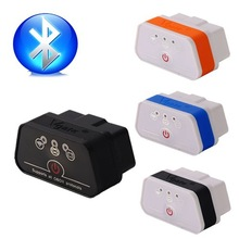 iCar2 Vgate icar 2 Bluetooth ELM327 OBD OBDII OBD2 /Wifi ELM 327 Car Diagnostic interface Tool Support Android/ IOS/PC