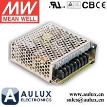 RQ-50D Meanwell 50W Quad Output Power Supply 5V 12V 24V -12V Mean Well 50W Switching Power Supply