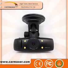 Ambarella 1.5 inch 5M mega pixel gps car dvr camera gs1000 for car