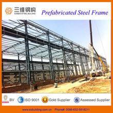 prefabricated warehouse/workshop price