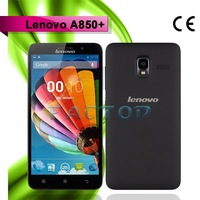 lenovo a850+ dual sim card 2g/3g/wifi/gprs 5.5 inch good phone electronics in thailand