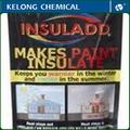 Isolation électrique peinture intérieure peinture liquide latex chine nouveau produit produits chimiques produits matières premières de isolant peinture