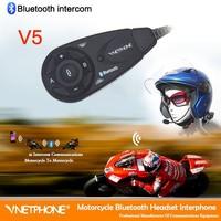 Long distance referee headset with bluetooth intercom