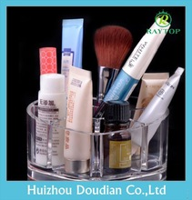 Hot Customized elegant acrylic lipstick organizer