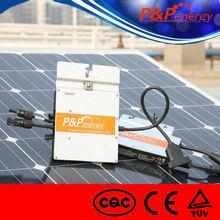 110V/220V/230V/240V Waterproof grid tie micro inverter PMI-280w for home solar panel kit