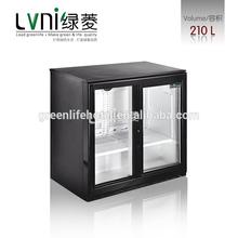 LVNI 200L mini beer bar refrigerator,mini refrigerator promotional