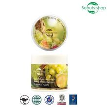 Australian Fresh Fruit Beauty Exfoliating Exfoliator Cream ,Collagen Brightening Exfoliating Cream