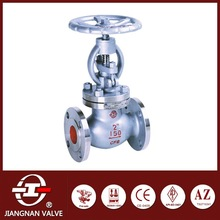 Manual Globe Valve Stainless Steel Flanged 150LB
