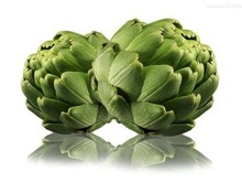 GMP Factory Supply Artichoke Extract(artichoke acid 2.5%,5%)