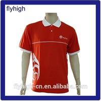 Two Color New Design Custom Cotton Polo Shirt