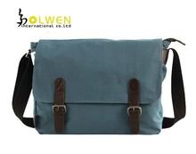 Unisex Fashion Canvas Shoulder Bag for Man