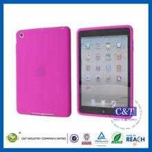 C&T New Fashion Fancy Custom mobile phone silicon case for ipad mini