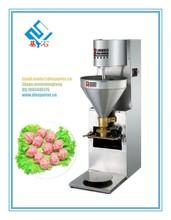 high quality meat fish ball machine/ stainless materail meatball making machine/ high quality meatball machine