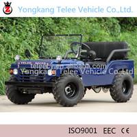 China Zhejiang mini gas jeep for kids