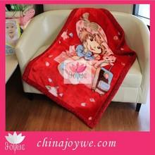 Baby soft thick fleece blanket, korean blanket for babies